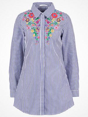 Glamorous Skjorta blue/white
