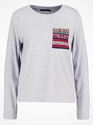 Even&Odd Sweatshirt light grey melange