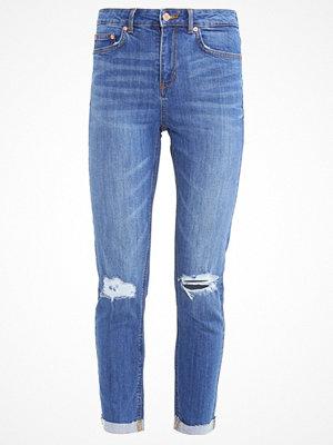 Vero Moda VMSTEPHANIE Jeans straight leg medium blue denim