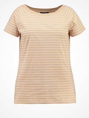 Lauren Ralph Lauren Woman JASLEEN Tshirt med tryck pale wheat/herb