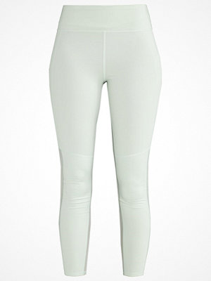 Leggings & tights - Abercrombie & Fitch Leggings green