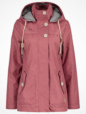 Ragwear LIKE YOU Parkas dusty red melange