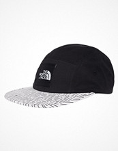 Kepsar - The North Face FIVE PANEL Keps black