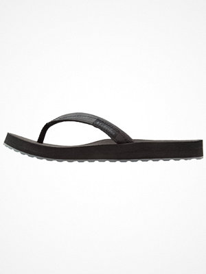 Columbia SORRENTO Flipflops black/graphite