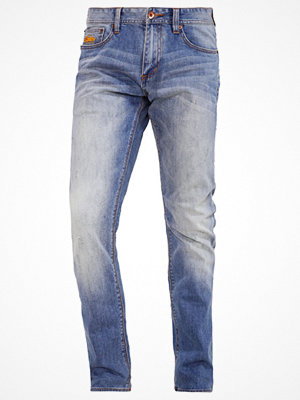Jeans - Superdry CORPORAL Jeans slim fit dusted blue