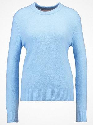 Samsøe & Samsøe TILDA Stickad tröja alaskan blue