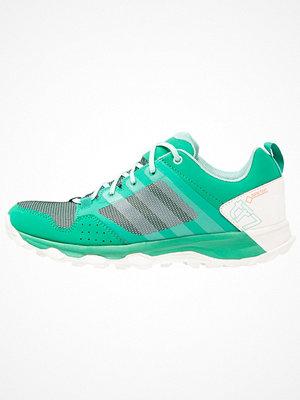 Sport & träningsskor - Adidas Performance KANADIA 7 TR GTX Löparskor terräng core green/chalk white/easy green