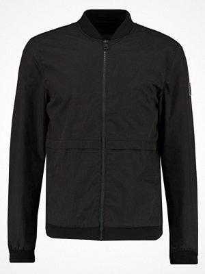 Jackor - Calvin Klein Jeans ONDO Bomberjacka black