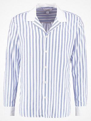 Soulland BAI Skjorta stripe blue