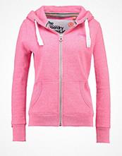 Superdry ORANGE LABEL PRIMARY Sweatshirt bubblegum pink/snowy