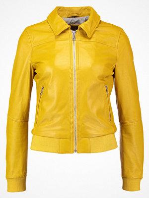 Oakwood Skinnjacka jaune