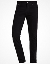 Jeans - Nudie Jeans DUDE DAN Jeans straight leg dry black twill