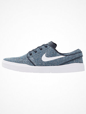 Nike Sb JANOSKI HYPERFEEL MESH Sneakers obsidian/white/industrial blue