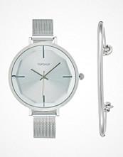 Klockor - Topshop SET Klocka silvercoloured