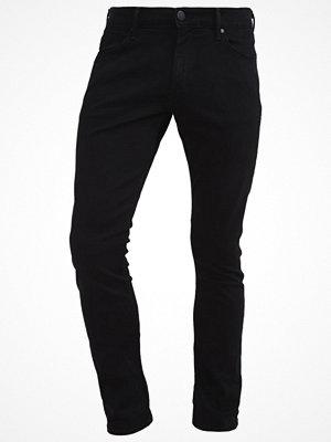 Jeans - Wrangler LARSTON Jeans slim fit blax