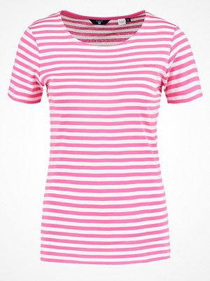 Gant Tshirt bas bright magenta