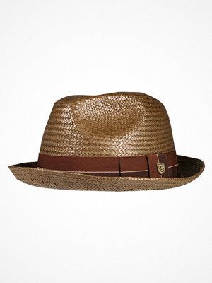 Hattar - Brixton CASTOR Hatt brown/tan