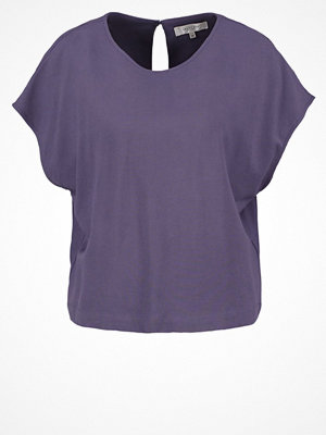 Selected Femme SFMELLA Tshirt med tryck ombre blue