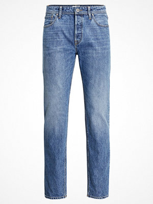 Jeans - Jack & Jones MIKE ORIGINAL  Jeans straight leg blue denim