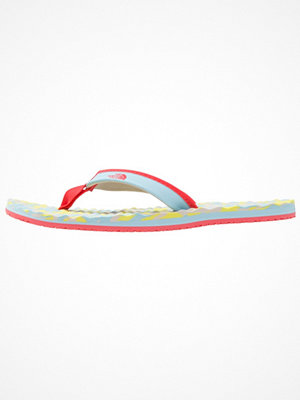 The North Face BASE CAMP MINI Flipflops stratosphere blue/rainy day ivory
