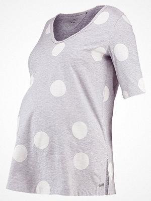 bellybutton Tshirt med tryck lichtgrau melange