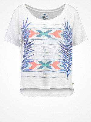 Roxy PALM FEVER Tshirt med tryck white