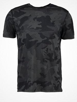Sportkläder - Polo Sport Ralph Lauren Tshirt med tryck battle grey/black