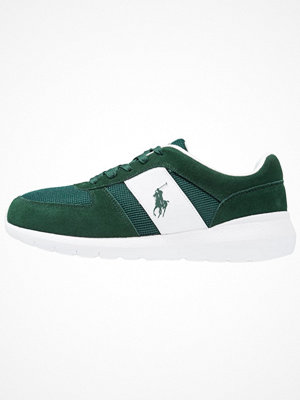 Polo Ralph Lauren CORDELL Sneakers welsh green
