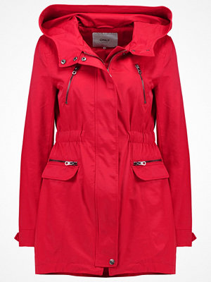 Only ONLDARCIA  Parkas haute red