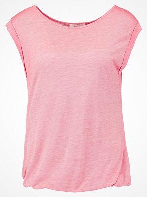 Opus STROLCHI Tshirt med tryck poppy red