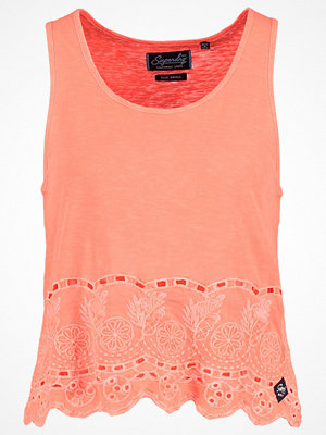 Superdry BEACH  Linne flame coral
