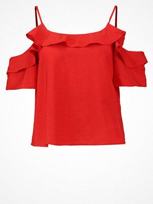 Miss Selfridge Blus red