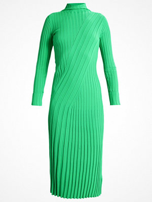Topshop BOUTIQUE IRECTIONAL Stickad klänning green