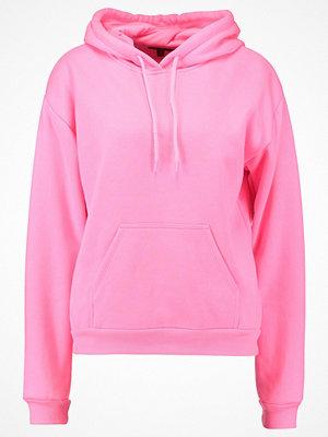 Street & luvtröjor - Topshop Sweatshirt brightpink