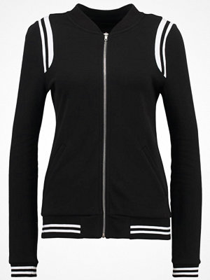 Street & luvtröjor - Even&Odd Sweatshirt black