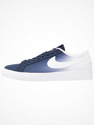 Nike Sb BLAZER VAPOR TXT Sneakers obsidian/white