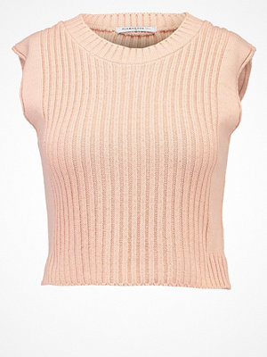 Glamorous Tall Tshirt med tryck dusty pink