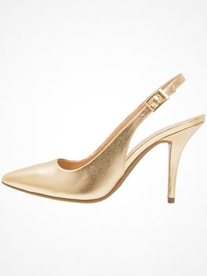 Pumps & klackskor - MICHAEL Michael Kors Klassiska pumps pale gold