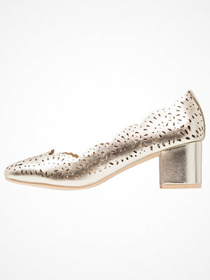 Pumps & klackskor - Dorothy Perkins DEMI Pumps metallic