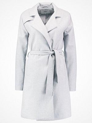 Trenchcoats - Only ONLDICTE  Trenchcoat light grey melange