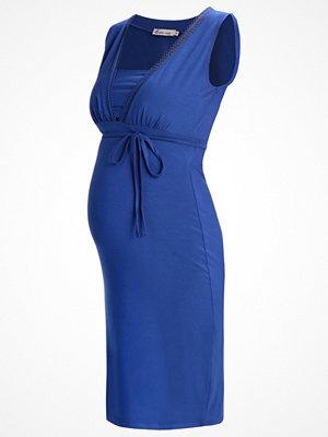 Queen Mum Jerseyklänning princess blue