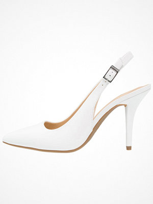 Pumps & klackskor - MICHAEL Michael Kors Klassiska pumps white