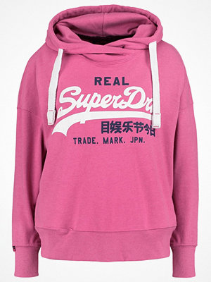 Superdry Sweatshirt raspberry rose marl