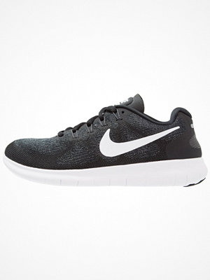 Sport & träningsskor - Nike Performance FREE RUN 2 Löparskor black/white/dark grey/anthracite