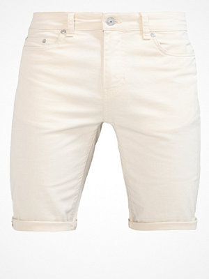KIOMI Jeansshorts white denim