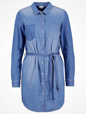 Jdy JDYLORINE Skjortklänning medium blue denim