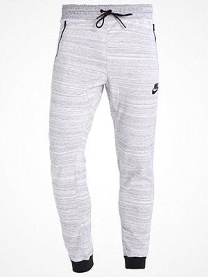 Sportkläder - Nike Sportswear Träningsbyxor white/heather/black