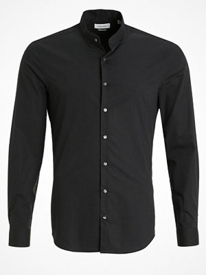 Skjortor - Calvin Klein BARI SLIM FIT  Skjorta black