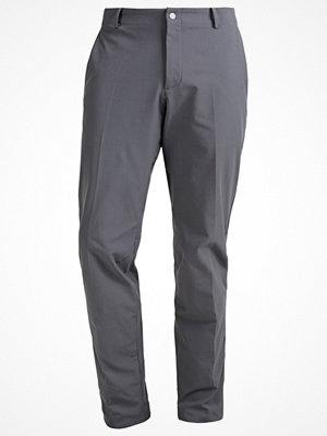 Sportkläder - Nike Golf DYNAMIC  Tygbyxor dark grey/white