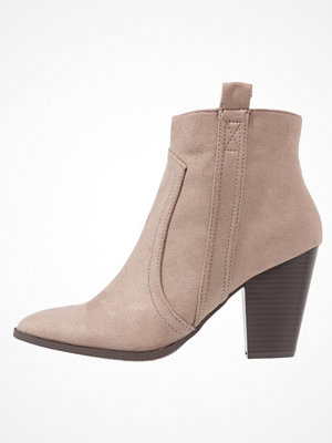 Boots & kängor - Dorothy Perkins ALICEE Ankelboots taupe